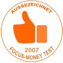 Focus Money - Top Steueberater 2007