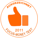 Focus Money - Top Steueberater 2011
